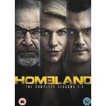 Homeland - Season 1-5 [DVD] [2016]
